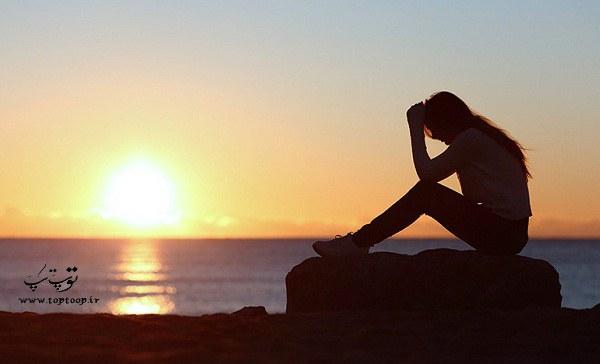 متن زیبا در مورد غم و اندوه