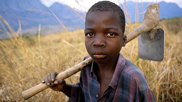 متن غمگین درباره کودکان کار