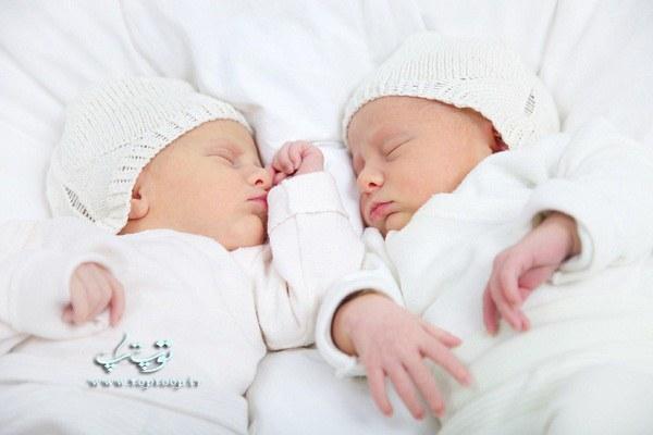 روشهای باردار شدن بصورت دوقلو ، چگونگی دوقلو حامله شدن