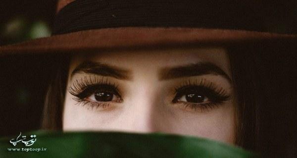 متن انگلیسی در مورد چشم ها + معنی فارسی