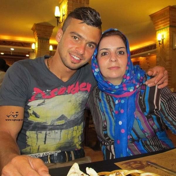 عکسهای سروش رفیعی و همسرش