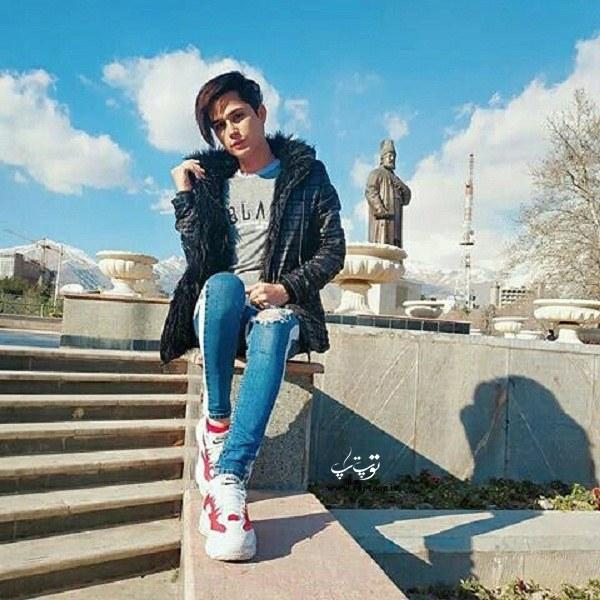 عکس پسر خوش استایل 20 ساله