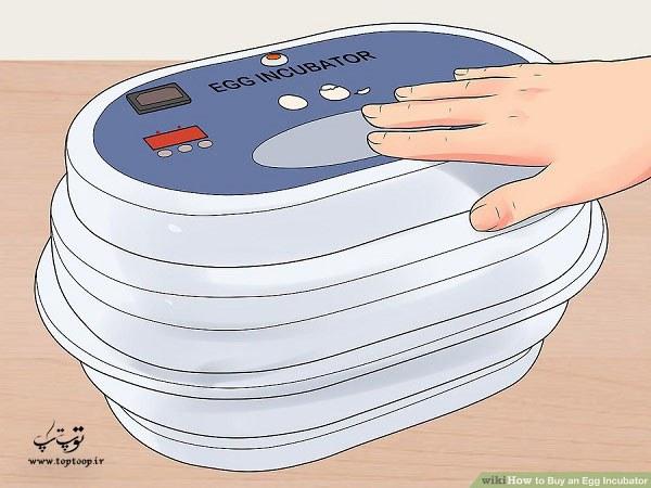 خرید دستگاه جوجه کشی که از پلاستیک سخت تهیه شده باشد