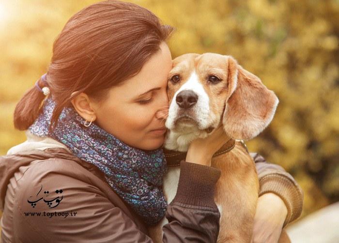 چگونه سگمان را خوشحال کنیم