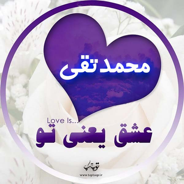 عکس پروفایل اسم محمدتقی