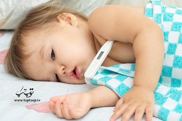 علائم سرماخوردگی در نوزاد تازه متولد شده