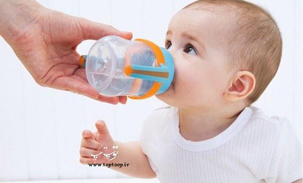 روش های شیر خشک خوردن نوزاد