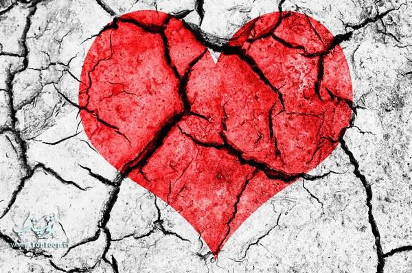 متن کوتاه انگلیسی دل شکسته ، جمله های زیبا راجع دل شکستن