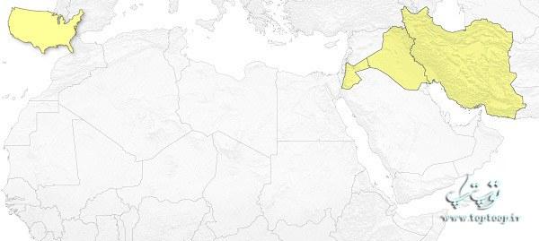 مقاله درباره خاورمیانه ، تحقیق راجع به مناطق خاورمیانه