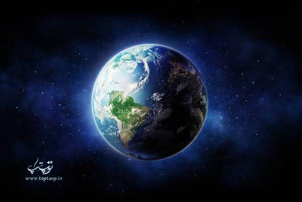 دانلود تحقیق در مورد تاریخچه زمین ، مقاله ی کوتاه درباره ی زمین و تاریخچه اش