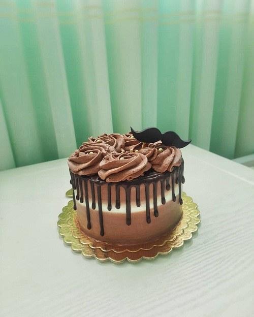 عکس قشنگ از کیک تولد مردانه