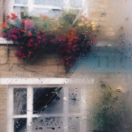 عکس پروفایل قطرات باران