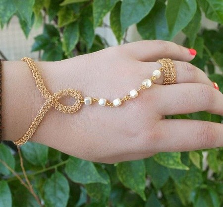 عکس دستبند دخترونه