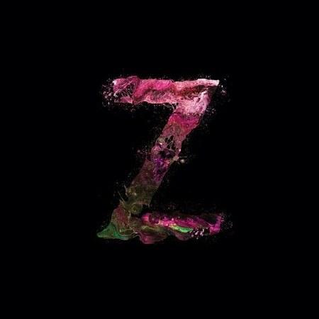 حرف انگلیسی z برای پروفایل