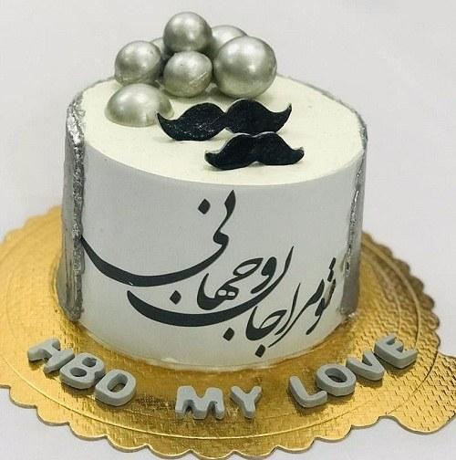 عکس کیک تولد مردانه خاص