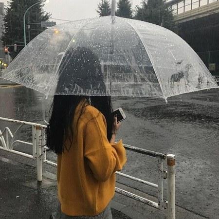 گالری عکس باران برای پروفایل دخترونه