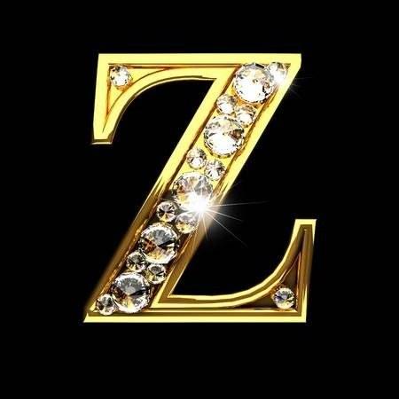 عکس های مختلف حرف انگلیسی z