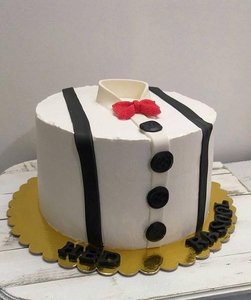 کیک تولد پسرونه