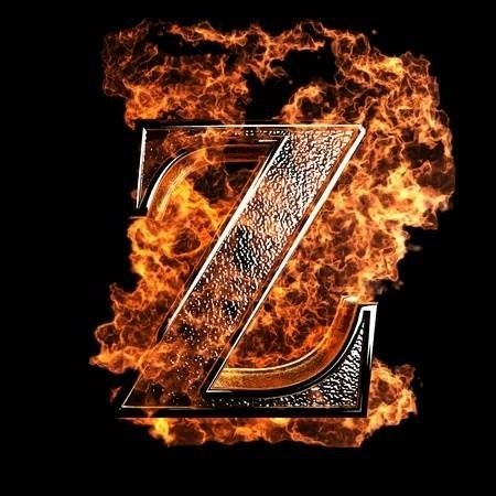 حرف انگلیسی z