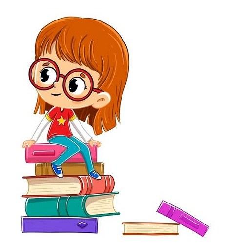 نقاشی های کتاب و کتابخوانی