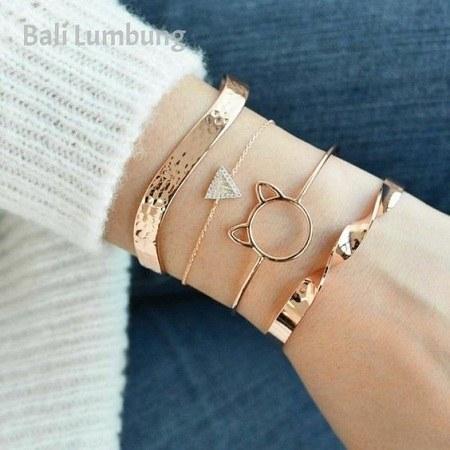 تصاویر دستبند شیک دخترونه