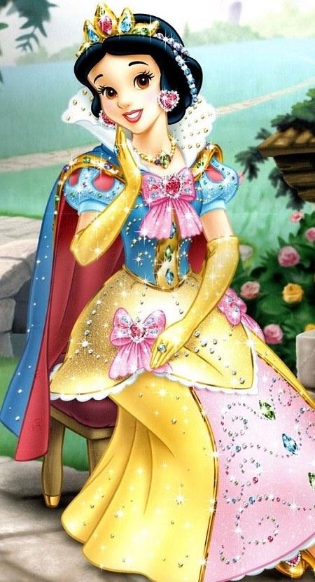 عکس نقاشی سیندرلا حرفه ای