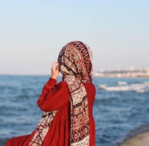 عکس پروفایل آرامش دریا