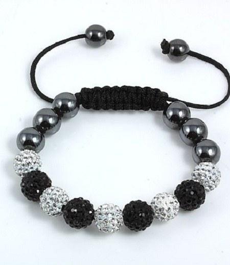 دستبند دخترانه دانه درشت و زیبا