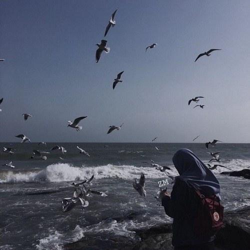 عکس های آرامش بخش دریا برای پروفایل
