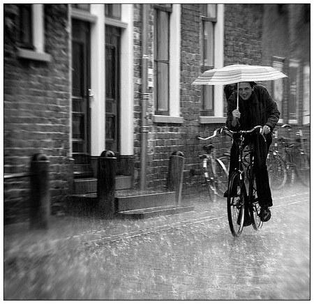 عکس پروفایل شیک بارانی