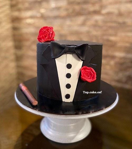 کیک شیکمون مردانه