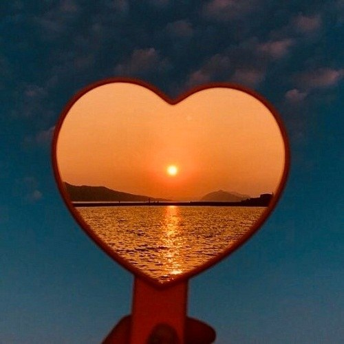 عکس عاشقانه دریا برای پروفایل