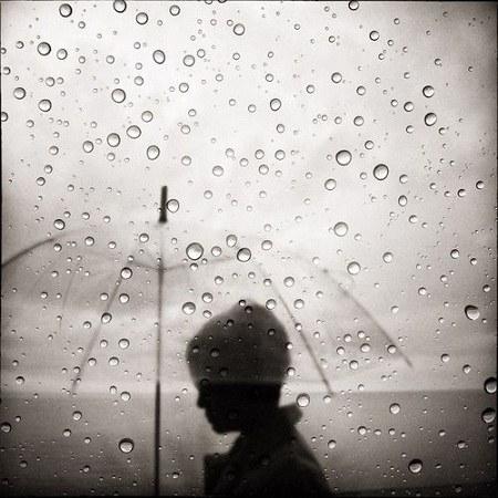 پروفایل بارانی دخترانه