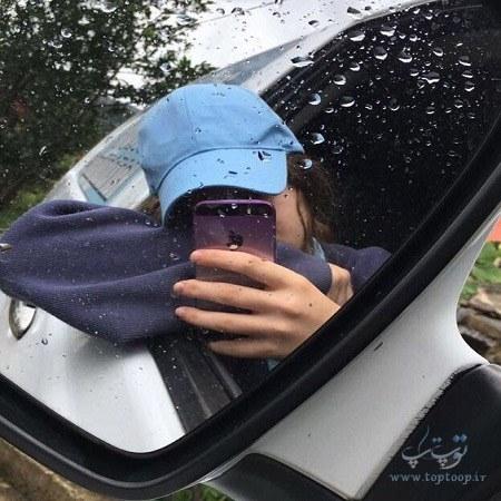 دلنوشته ای درباره باران