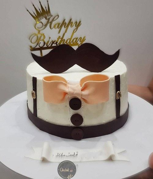 کیک تولد مردانه عکس