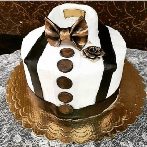عکس کیک تولد مردانه 2020 جدید
