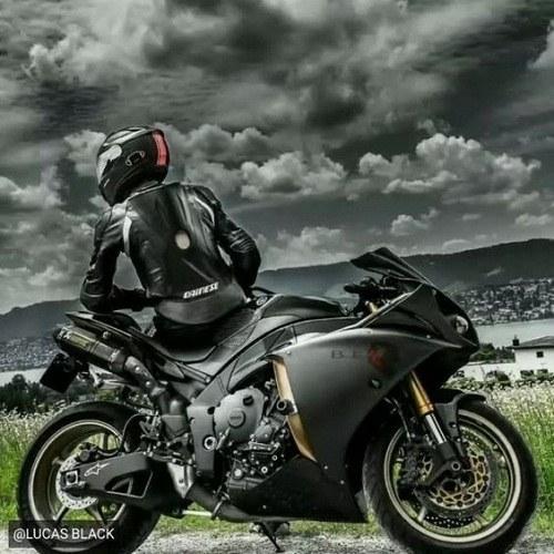 زیباترین عکس های پروفایل موتور سواری