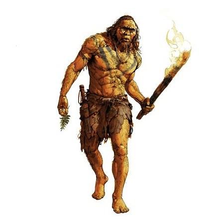 عکس های باکیفیت از انسان های اولیه