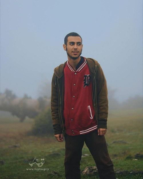 عکس اینستا مصطفی فاضلی