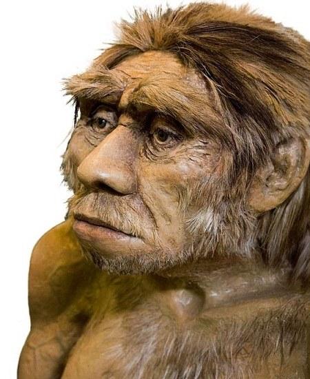 عکس های واقعی زیبا از انسان های نخستین