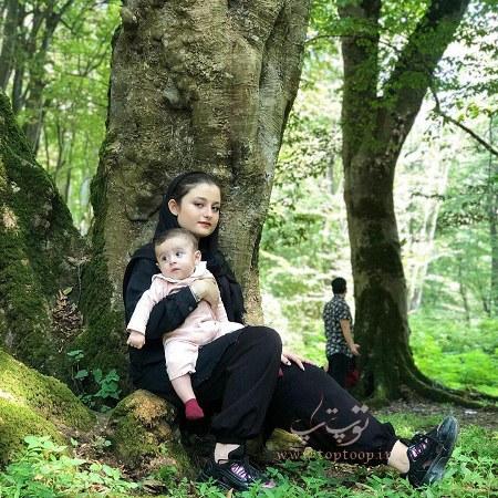 عکس های زیبای سارا و نیکا فرقانی اصل