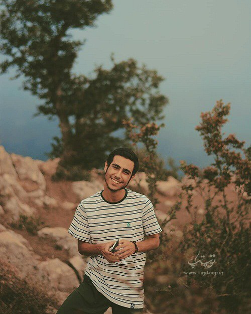 عکس های مصطفی فاضلی پاییز 99 جدید