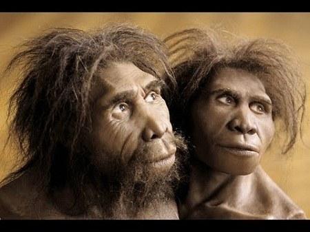 واقعی ترین تصاویر انسان های اولیه
