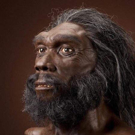 عکس های شگفت انگیز انسان اولیه