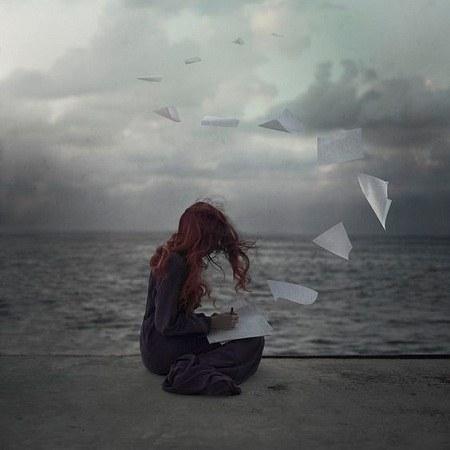 عکس هنری دخترونه برای پروفایل واتساپ