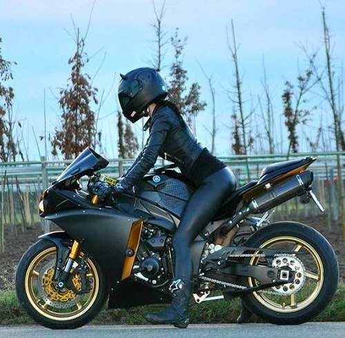 آلبوم عکس موتور سواری برای پروفایل
