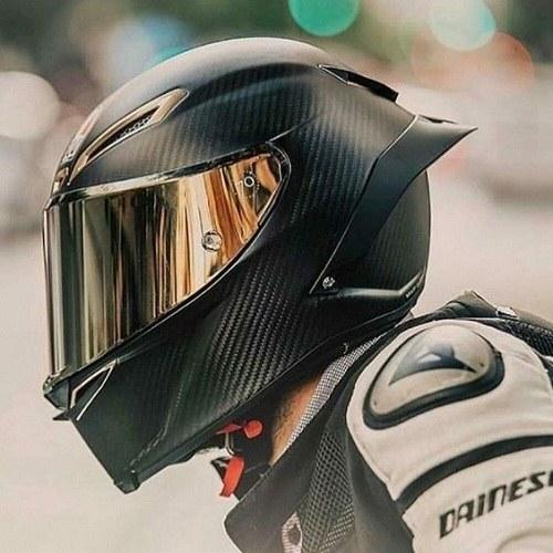 تصاویر موتور سواری