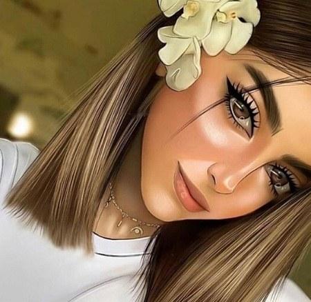عکس پروفایل دخترونه برای واتساپ