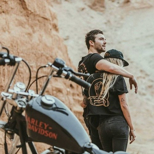 بهترین عکس های موتور سواری