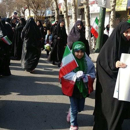 عکس پرچم ایران دست مردم